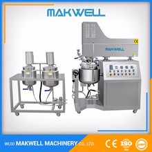 Professional Manufacturer Precise Position Hair Color Cream Automatic Mixer Machine Factory