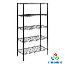 Hot sell Approved Chrome Rack Shelves Shelving Metal Wire