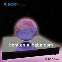 New invention ! Magetic Levitation globe for educational toys ! plastic educational math toys