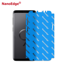 2018 New Model Nanoedge 5D Full Screen Cover Anti-shock Screen Film For Samsung S9 Screen Protector
