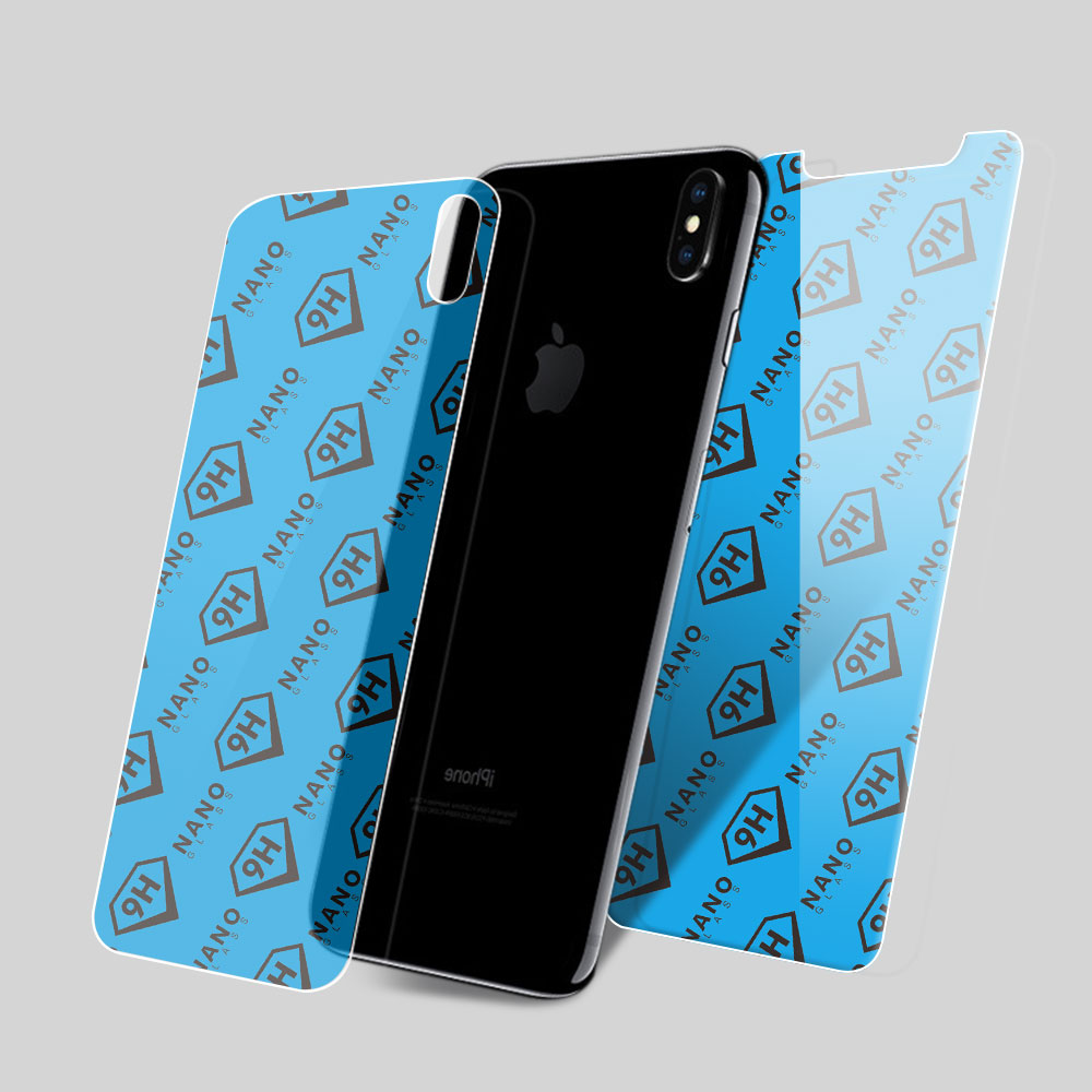 <strong>Innovative</strong> 2018 New Arriving Products Flexible Glass Nano <strong>Shock</strong> Resist Screen Protector For iPhone X^