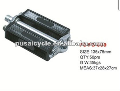Pusai cheap bicycle parts/folding bike pedal for sale