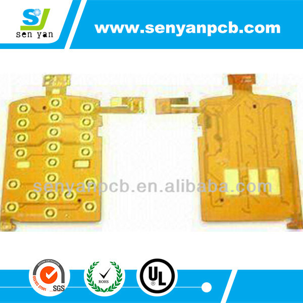 2017 hot selling solar power bank pcb/pcba circuit board in shenzhen factory