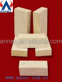 Light weight fireclay insulation brick