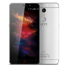 UMI Max 4G Smartphone, 3GB+16GB 5.5 inch 2.5D Arc Android 6.0 MediaTek Helio P10 Octa Core latest 5g mobile phone