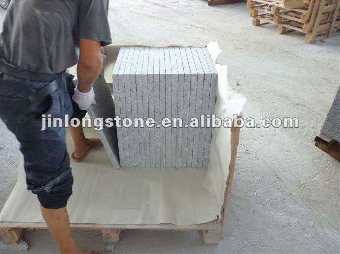 Fujian grey granite flamed g603