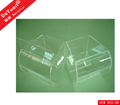 2016 Transparent Acrylic Storage Display Boxes With Lids