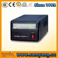 13.8V regulator power supply AC DC for base radio station air cooling high quality