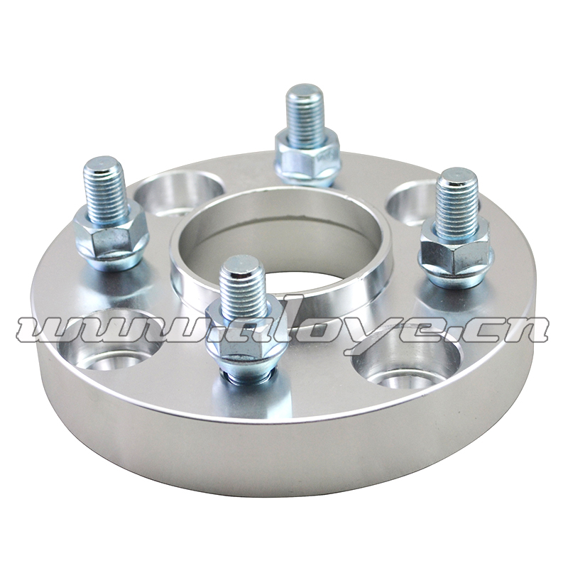 4x100 60.1mm P1.5 P1.25 Aluminum Wheel Spacer Adapter - Buy Wheel Spacer Adapter,Aluminum Wheel ...