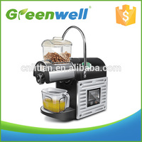 specialized designing available Convenient mini peanut or olive oil press series