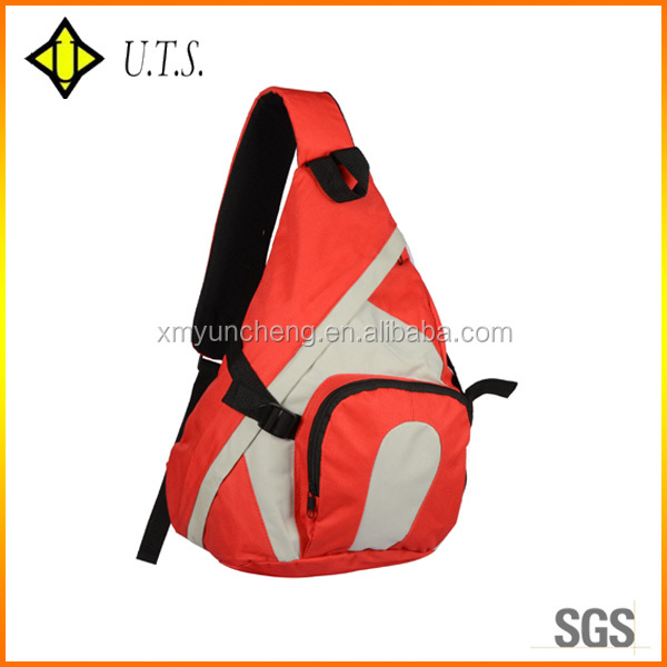 promotion triangle bike bag fishing backpack
