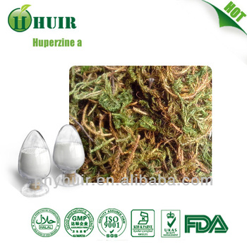 Factory Supply 100% Natural Huperzine A