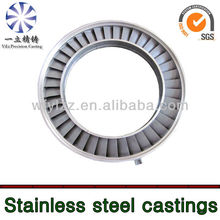 vacuum stainless steel castings used for ultralight aircraft