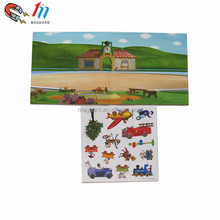 Magic Magnetic Educational Toy Games happy vehicles diy products for children