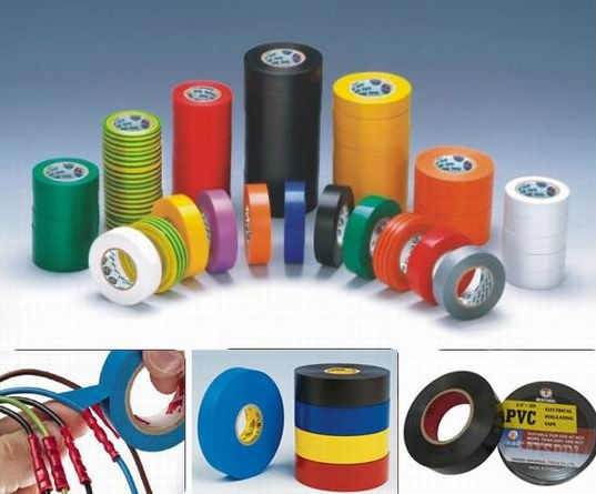 Electric tape pvc with steady quality and exellent capability waterproof