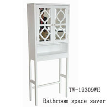 2014 Mirrored Bathroom Space Saver Furniture