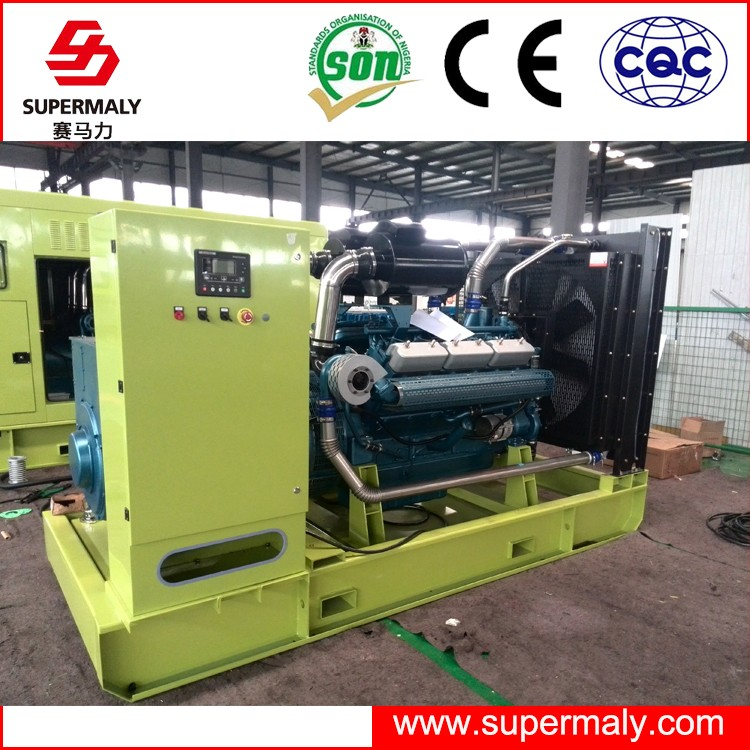 Continuity and emergency power 300kva generator price
