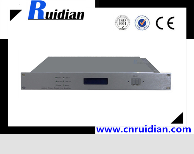 1550nm CATV Multi Ports High Power Optical Amplifier EDFA from China