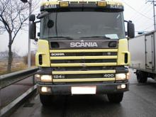 SCANIA Tipper Truck 400