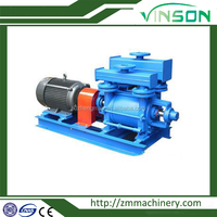 2BE single stage water ring vacuum pumps china