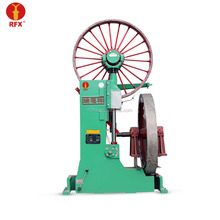 MJ318 used wood cutting band saw machine