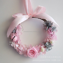 Immortal rose garland Creative Valentine birthday gift Christmas ornaments car factory direct wholesale