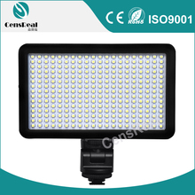 CCC photographic ABS body led studio light for dslr camera