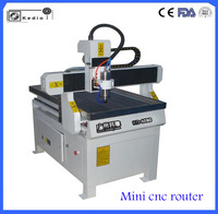 Hobby 1200*1200mm cnc spindle motor mini cnc router 6090 with factory price