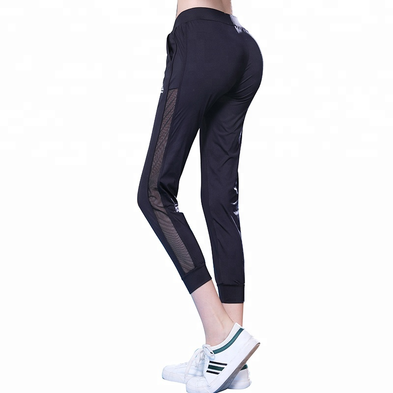 Women Yoga Pants Sports Capri Leggings Fitness Women Sport Yoga Wear Wholesale