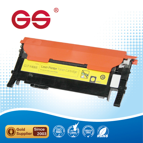 Used copiers CLT-K406S ceramic toner for Samsung