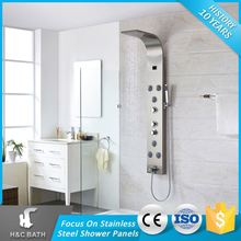 Hot Sale Water Saving High-End Digital Smart Wall Hanging Shower Panel