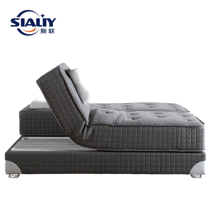 Comfort and soft king size queen size adjustable mattress with customized design - Jozy Mattress | Jozy.net