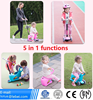 2016 Hot selling Lebei kids playing toy with varity of colors for kids scooter factory