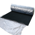 1-50mm Thickness Butyl rubber sheet resistant to gases vapors heat aging oxygen ozone sunlight abrasionand tearing