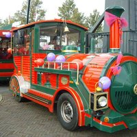 Replica Locomotive For Fun Parc