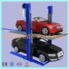 2 Post Hydraulic Drive 2 Floor Mechanical Parking Solution Car Parking System