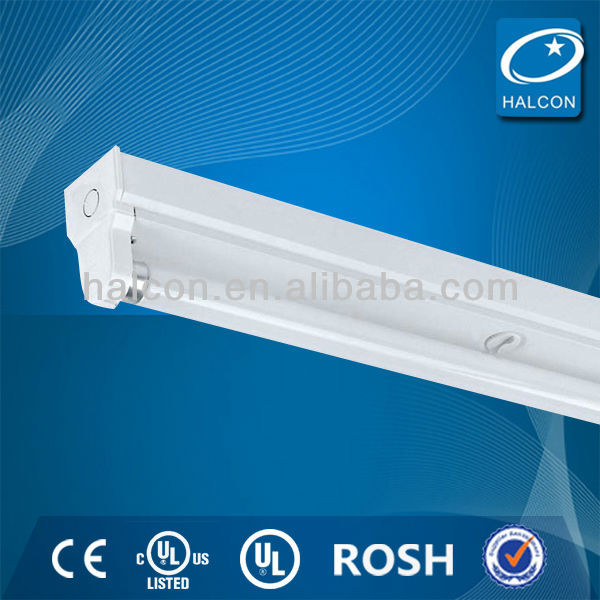 2014 good price UL CE ROHS t5 t8 fluorescent lighting fixture in China light fixture fittings