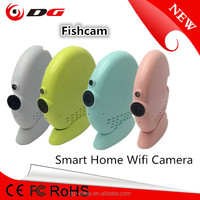 720P WIFI P2P smart Camera home automation