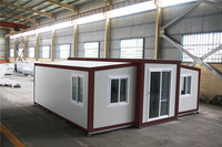 modular flat pack very cheap houses expandable container house