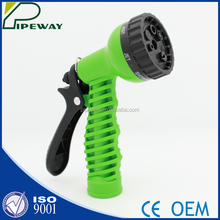 Poly Water 8 Pattern Spray Nozzle for Garden and Vehicle Washing