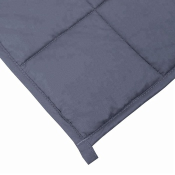 "Softest 48""x72"" 15lbs Weighted Heavy Blanket for Adult"