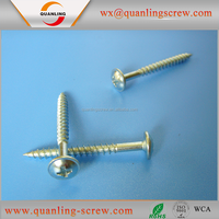 Factory direct sales all kinds of countersunk head chipboard screw fencing fasteners