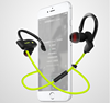 Good quality V4.1 Stereo blue tooth earphone earbuds for sports/driving/office/travel