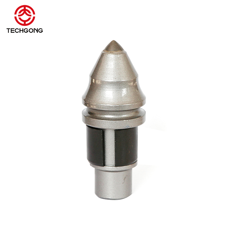 Foundation Drilling Tools auger bit and B47K19H Bullet Teeth for pilling bored piles