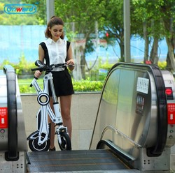 Intelligent kids electric pocket bikes