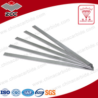 Cemented Carbide Strips Tungsten Flat Bars