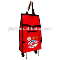 Popular promotion shopping trolley bags