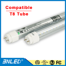 Hot Sale Electronic Ballast Compatible T8 LED Tube 1200mm 18W LED fluorescent light