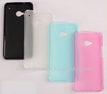 High quality ultrathin PC hard case for HTC one M7