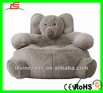 2015 children lovely elephant animal sofa chair for kids